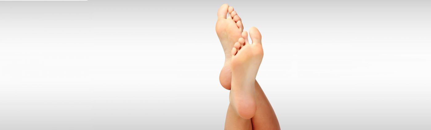 Fuß- und Beinpflege
